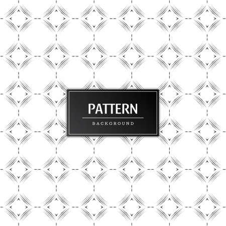 Abstract modern seamless pattern background vector Stock Illustratie