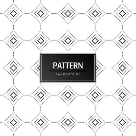 Elegant seamless minimal pattern background vector Stock Illustratie