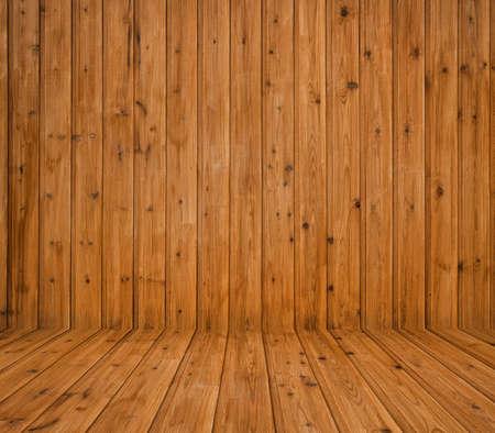 vintage brown wooden planks interior photo