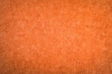 Abstract grunge orange background photo