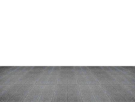 slabs: tiled floor