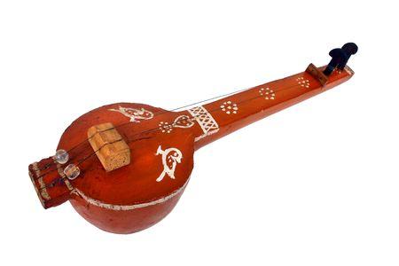 Indian classical string instrument Tambura