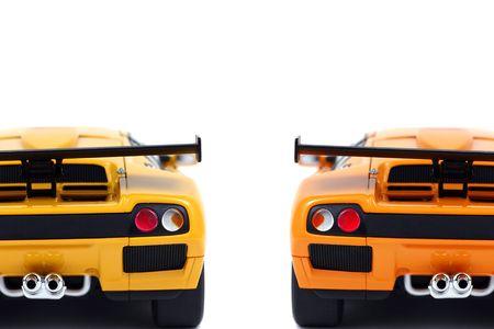 motor de carro: Se divierte los coches