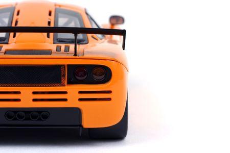 motor de carro: Deportes coche  Foto de archivo