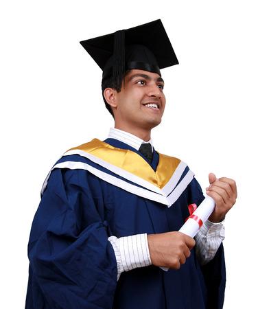 Young Indian graduation Stock Photo - 1614314