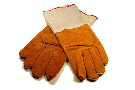 Safety Gloves, Welding gloves photo