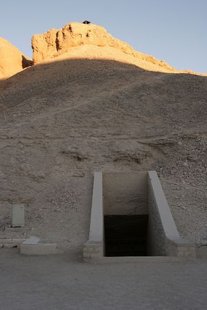 mummification: Valley of the Kings(Egypt)