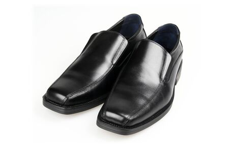Black shoes Stock Photo - 12928180