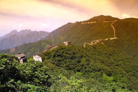 The Great Wall of China Stock Photo - 16545455