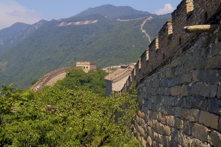 The Great Wall of China Stock Photo - 16545452