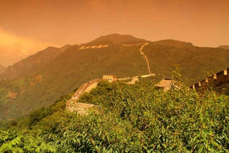 The Great Wall of China Stock Photo - 16545454