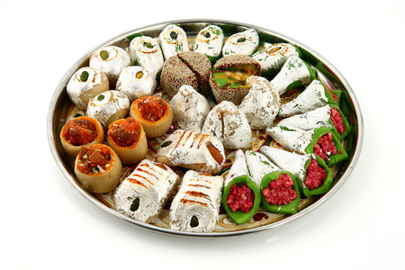 bengali: Indian sweets  mithai  isolated on white background  Stock Photo