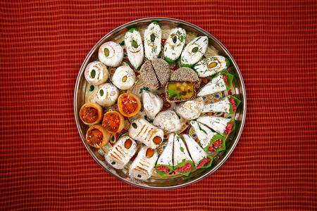 Indian sweets  mithai  Stock Photo