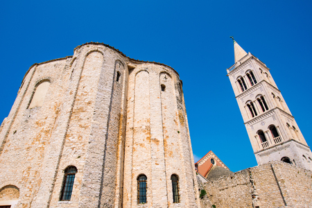 historic architecture: St donatus cathedral historic architecture
