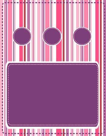 mooie achtergrond: Aardige achtergrond kleur polosku.Vektor  Stock Illustratie