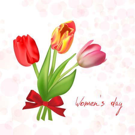 tulips: Tulips Illustration