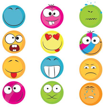 Set de iconos gestuales