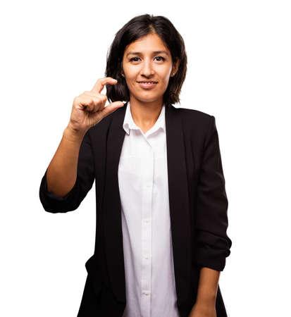 ラテン タマン女性サイズの何か