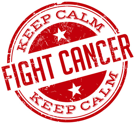 radiotherapy: fight cancer stamp