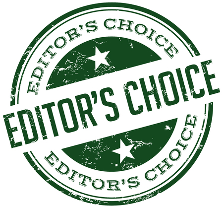 editors: editors choice stamp