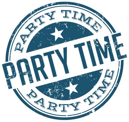 fecha y hora del partido Ilustración de vector