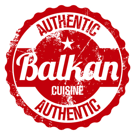 the balkan: authentic balkan cuisine