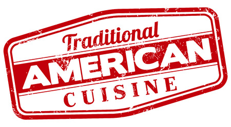 amerikaanse keuken stempel