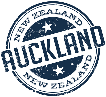auckland stamp