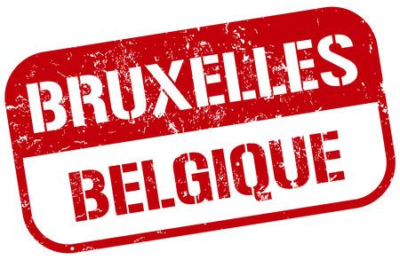 bruxelles: bruxelles stamp