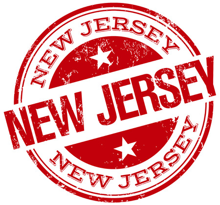 jersey: new jersey stamp