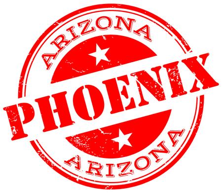 phoenix stamp