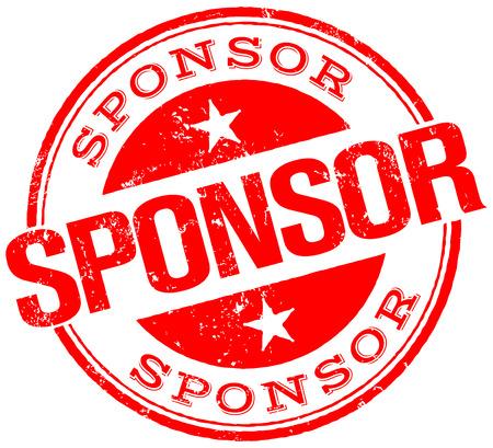 sponsorship: sponsor stamp