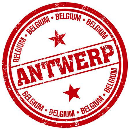antwerp: antwerp stamp