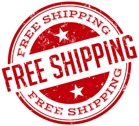 free shipping: free shipping rubber stamp
