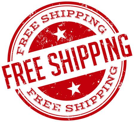 szállítás: ingyenes szállítás a gumi bélyegző