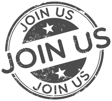 join us stamp