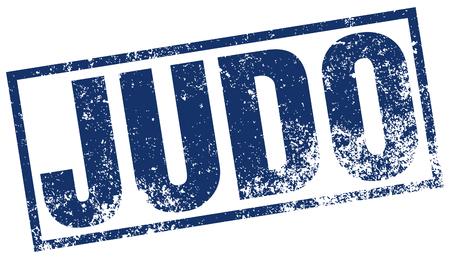 judo: judo stamp