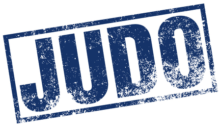 judo: sello de judo