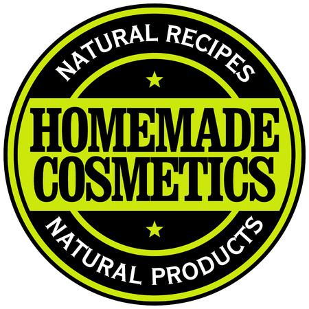 handmade soap: homemade cosmetics label