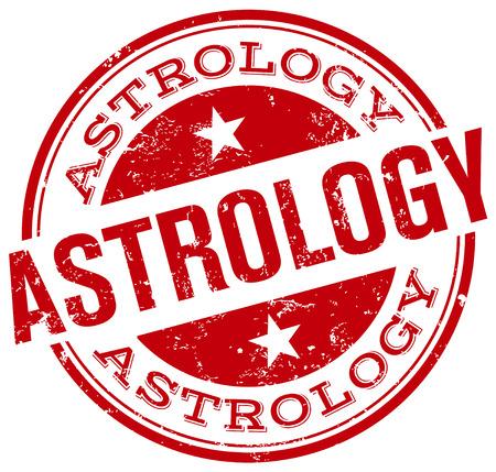 diviner: astrology stamp