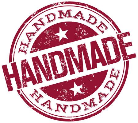 handmade: handmade stamp