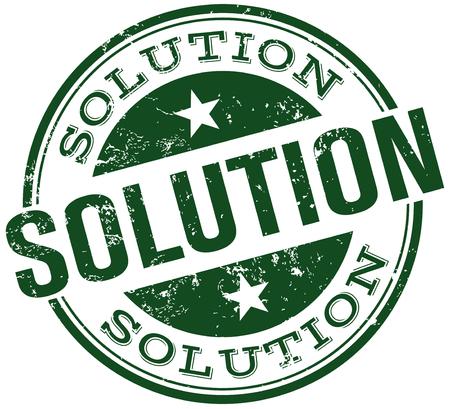 solution stamp