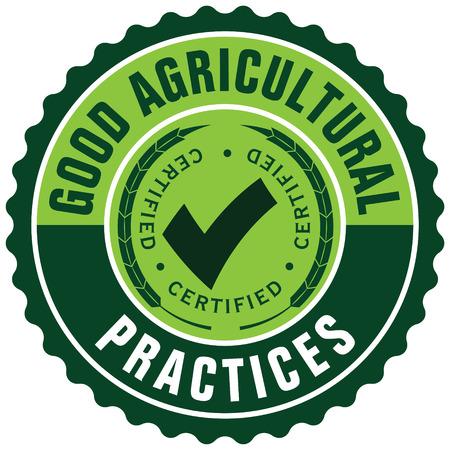 gute landwirtschaftliche Praxis Label