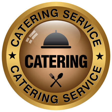 catering service icon Imagens - 37505070