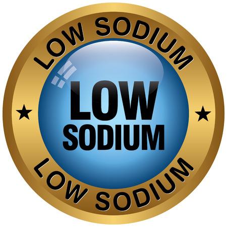 low: low sodium icon
