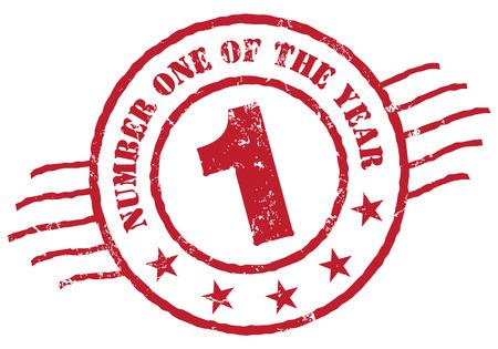 numero uno: numero uno francobollo