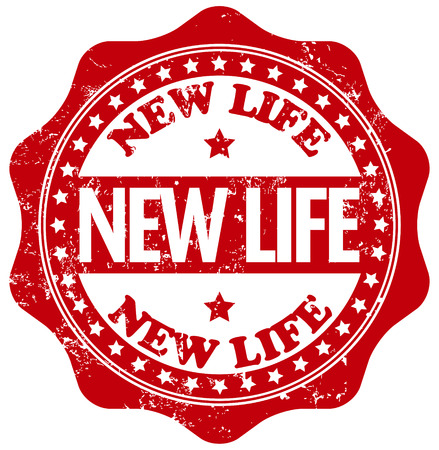 migrating: new life stamp