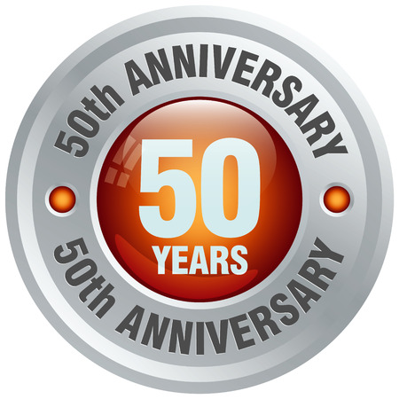 establishing: 50th anniversary icon