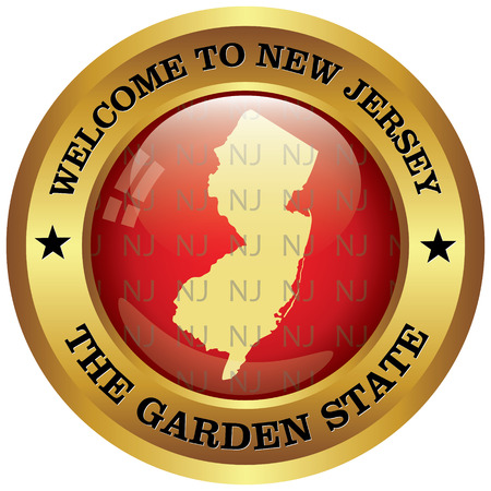 jersey: welcome to new jersey icon