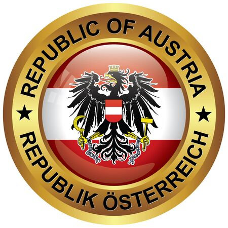 austria: republic of austria icon
